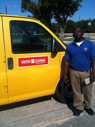 Metro 1 Courier - Texas' Premier Courier Delivery Service
